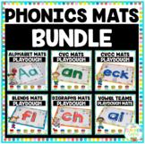 Playdough Mats Phonics Bundle