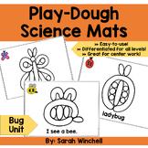 Playdough Mats Science Insects Bugs Preschool Pre-K and Ki