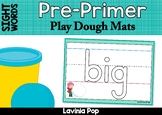 Sight Words Play Dough Mats