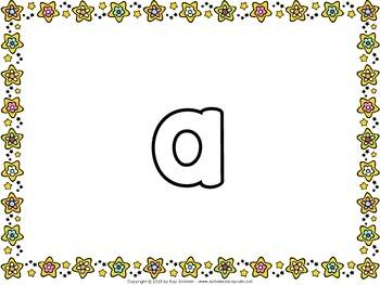 Sight Words - Playdough Mats for Spring