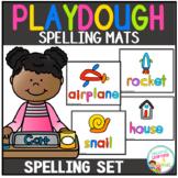 Playdough Mats Spelling Set