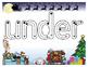 Playdough Mats Themed Word Activity - EDITABLE