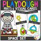 Playdough Mats & Visual Cards: Bundle 1