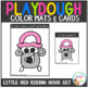 Playdough Mats & Visual Cards: Fairy Tale - Little Red Riding Hood