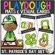 Playdough Mats & Visual Cards: Holiday Bundle 2