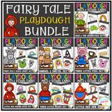 Playdough Mats & Visual Cards: Fairy Tale Bundle