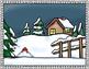 Playdough Mats Winter