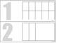 Playdough Mats #'s 1-20 with ten frames