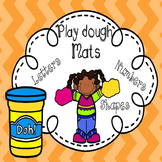 Playdough Mats(Alphabet,Numbers and Shapes)