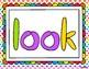 Playdough Sight Word Mats - Reading Street (2007) K Review