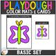 Playdough Mats & Visual Cards: Basic Set