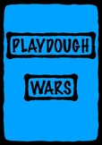 Playdough Wars: A socially collaborative team game for all