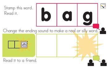Playdough Word Work Extension Pack
