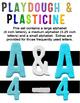 Playdough and Plasticine Bundle - Eleven Colors!