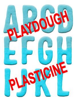 Playdough and Plasticine - Turquoise