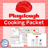 Playdough cooking packet