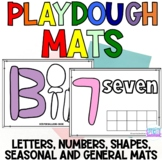 Playdough mats - 8 Themes Included (73 MATS)