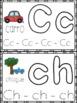 Playdough mats ABC/Spanish