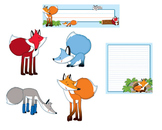 Playful Foxes Classroom Refresh Set SALE 20% OFF 144946