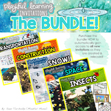 Playful Learning Invitations: The GROWING Bundle