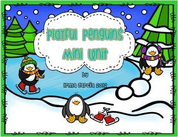 Playful Penguins A mini Unit
