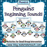 Playful Penguins- Beginning Sounds