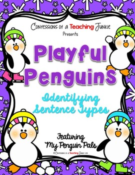 Playful Penguins - Identifying Sentence Types