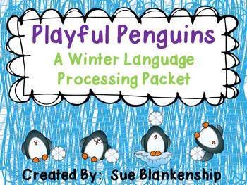 Playful Penguins Language Processing Packet