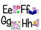 Playful Pig Alphabet