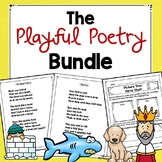 Playful Poetry Phonics Bundle