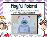 Playful Polars! (craftivity & printables)