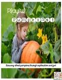 Playful Pumpkins:  Learning about pumpkins through explora
