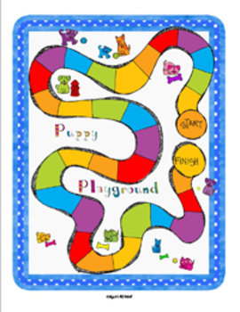 Playful Puppies Pearson Reading Streets Kindergarten Sight Words