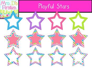 Playful Stars