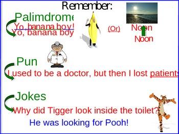 Playful Uses of Language