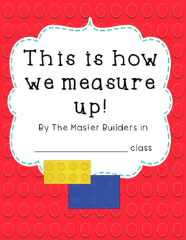 Playful bricks-Measure Up