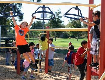 Playground Addition