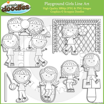 Playground Boys & Girls