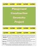 Playground Construction Geometry Project