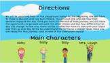 Playground Digital Social Skills Story