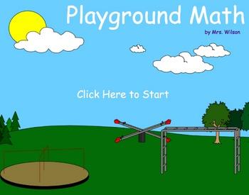 Playground Math - Problem Solving