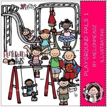 Playground Pals 1 by Melonheadz