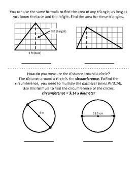 Playground Polygons Activity