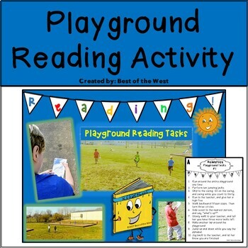 Playground Reading Task