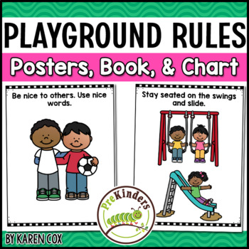 Playground Rules Amp Routines Positive Behavior Management