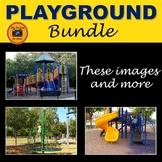 Playground Stock Photo Bundle