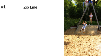 Playground Structures - PBL Survey ppt