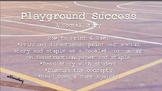 Playground Success: A Social Story