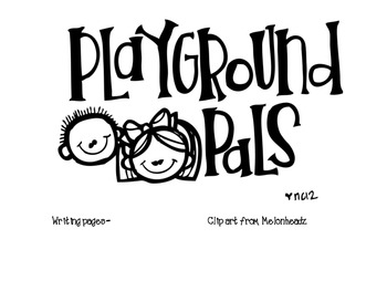 Playground Writing pages