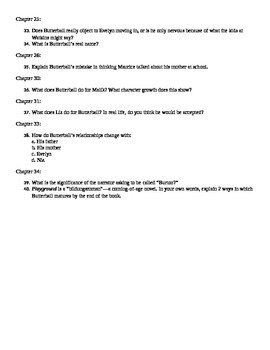 Playground by 50 Cent Comprehension Questions